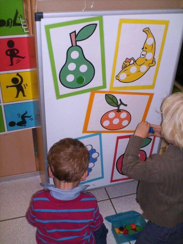 Begeleide of zelfstandige activiteit - Kleurenspel!