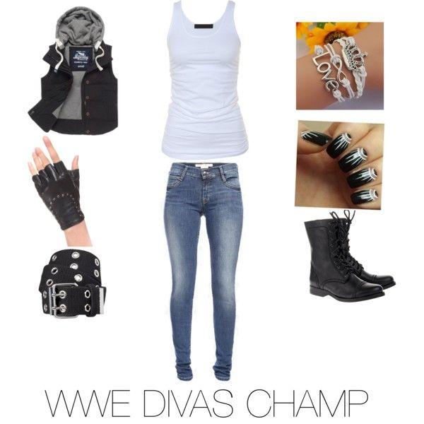 Divas Champion and Dean Ambrose's Tag Team Partner !