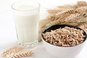 Hafermilch für bessere Cholesterin- und Blutzuckerwerte und zum Abnehmen