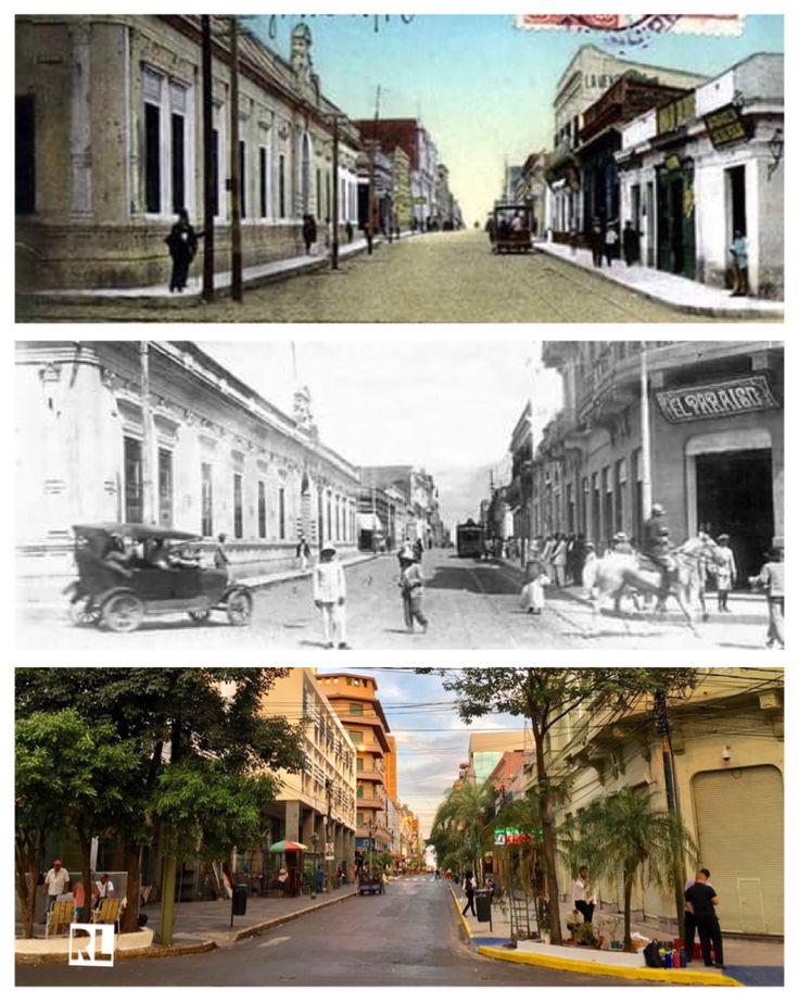 Palma y Chile en tres tiempos .Asunción-Paraguay