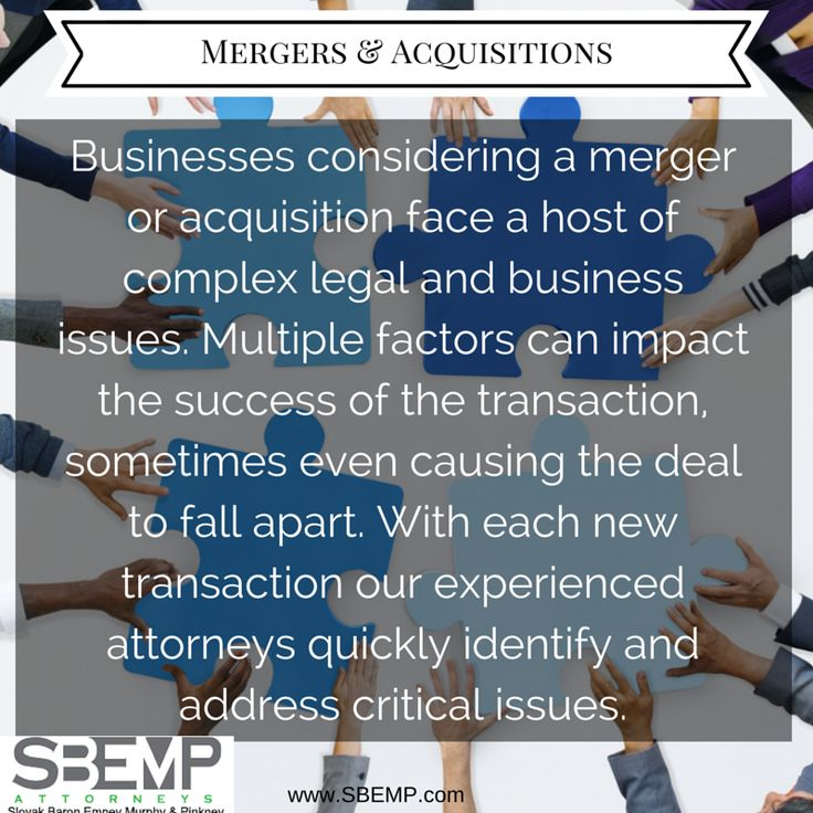 the potential conflicts and privacy issues facing mergers and acquisitions In the world of mergers and acquisitions, some deals play out smoothly and efficiently while others tend to fall flat and suffer difficult consequences it can be very easy for a deal to fall through if not prepared for accordingly and can leave room for heartache and disappointment after a long waste of time.