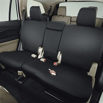 2016-2017 Honda Pilot Seat Covers - 2nd Row Elite at Partscheap.com