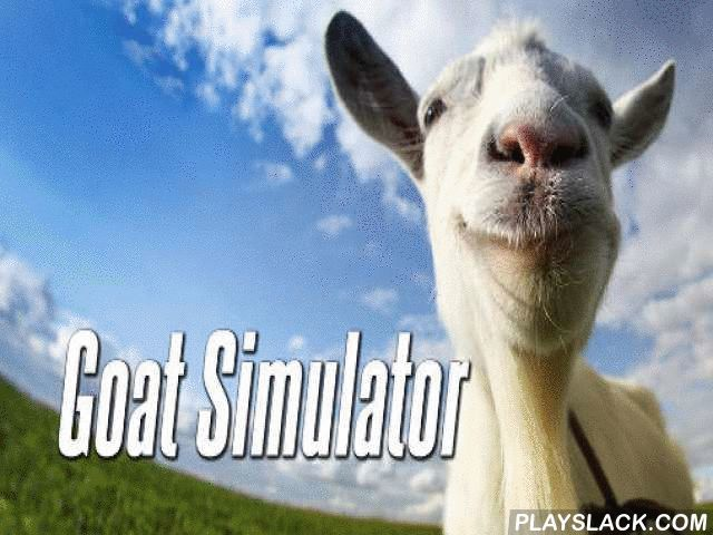 Goat Simulator V1.2.4  Android Game - playslack.com , Goat simulator - a crazy goat runs around the municipality mangling  everything on its route. aid the antlered warrior girl as much things as it can. wreck posts, end obstructions, hit down groups, thrust automobiles, and much more. finish different goals. attempt to ruin as many things as you can to get more scores. In this Android game the goat will show all its strength. Use your noisemakers to move things flying and end obstructions…