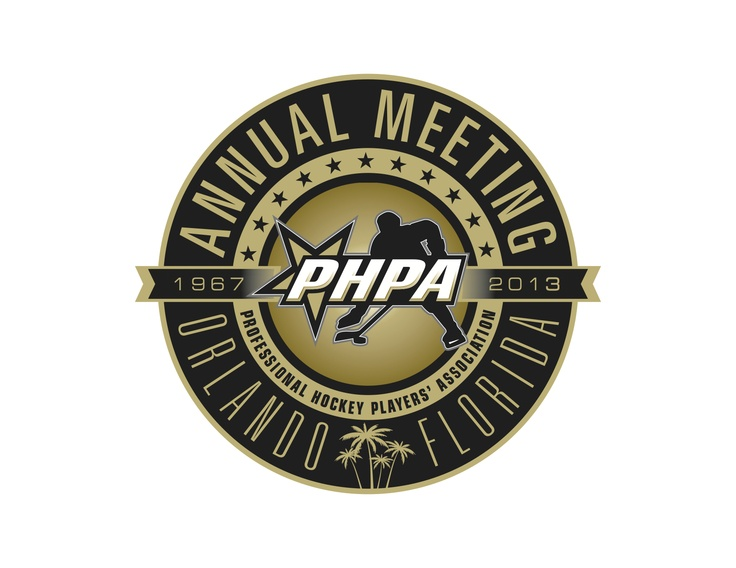 PHPA 2013 Annual Meeting of Player Representatives logo