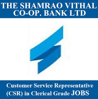 SVC Bank Admit Card 2017 | Customer Service Representative (CSR) Jobs | Sarkari Naukri