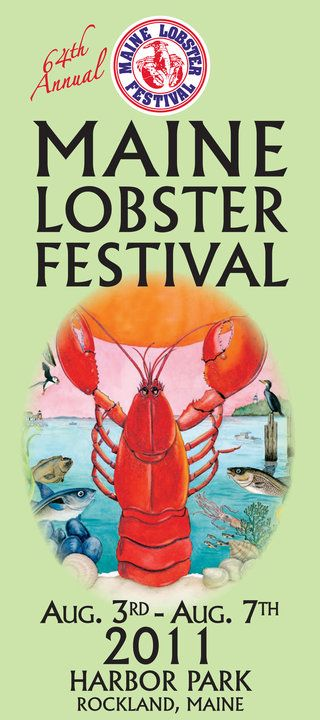 17 best images about lobster festivals on pinterest for Best time to visit maine for lobster