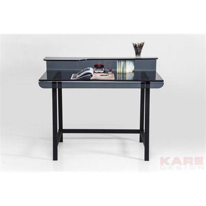 Biurko Visible Grey 110x65cm, kare design