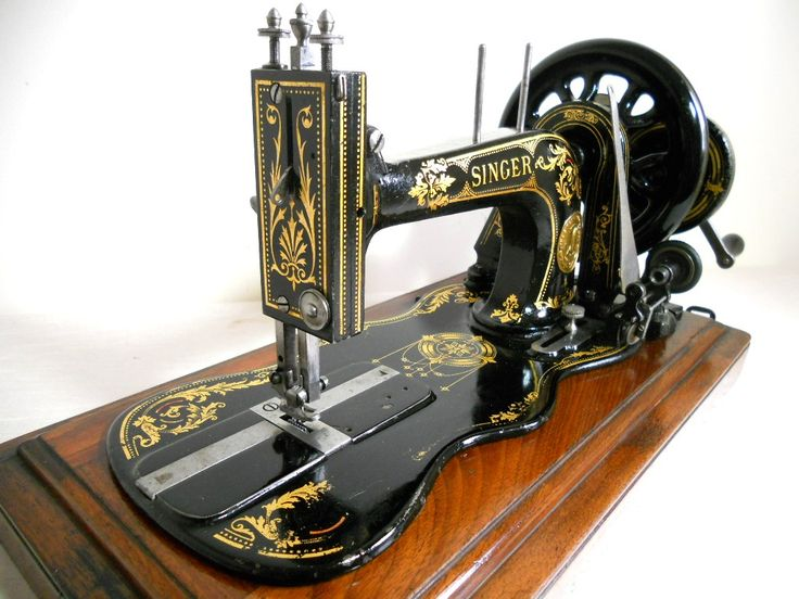 Eldredge Sewing Machine Serial Numbers Tretonclear Awesome Vintage Singer Sewing Machine Serial Numbers