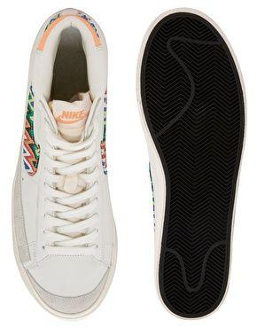 Nike Blazer - Cuir