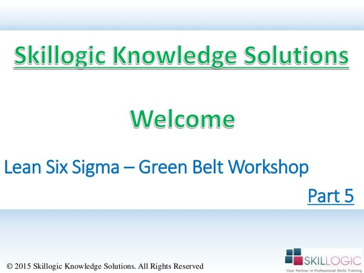 The 32 Best Six Sigma Resources Images On Pinterest Green Belt