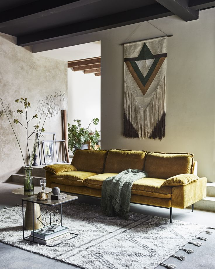 Colour of the Month: Lemon Curry | Lilaliv