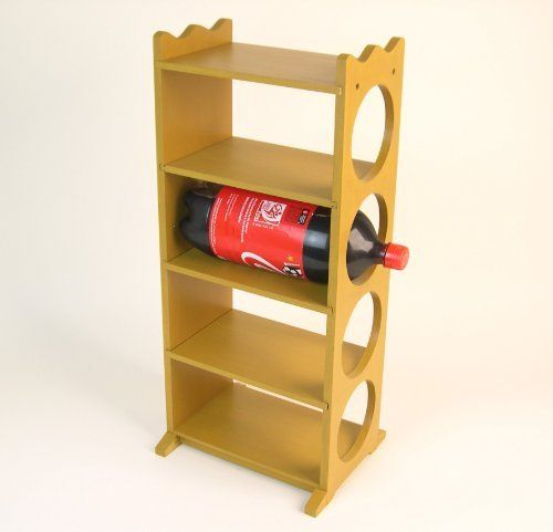 4 Bottle Wine Rack By Danya B 19 49 Neutral Color