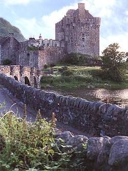 Eilean donan castle: where Highlander was partially filmed