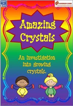 The Amazing Crystals Unit provides a comprehensive introduction to the study of crystals. This comprehensive unit includes the following: An outline of activities for students. Outline of assessment for each of the abovementioned activities. Resource list, Unit outline, Student Workbook: What is a crystal? The seven different types of crystal shapes. How do crystals form and more.