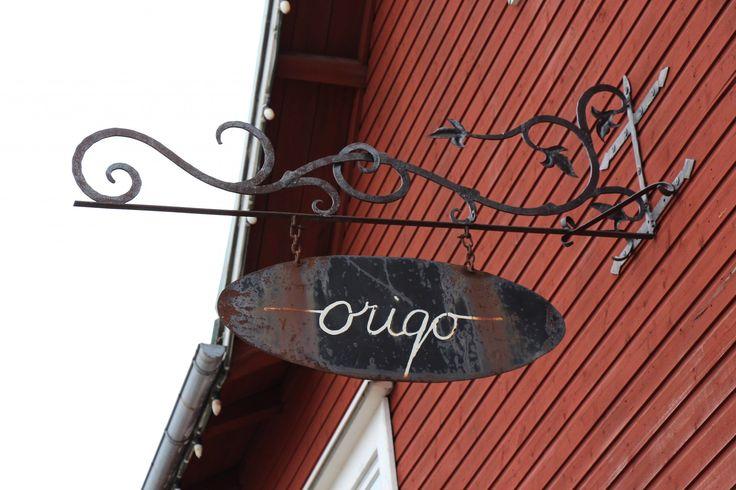 Restaurant Origo #visitsouthcoastfinland #ravintolaorigo #origo #restaurant #ravintola