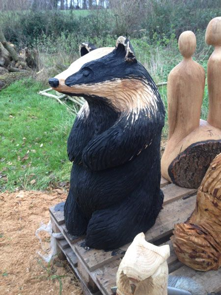 25 Best Ideas About Chainsaw Carvings On Pinterest Wood