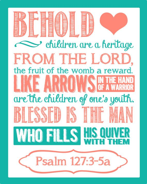 Baby Gift God Bible Verse : Baby shower or home decoration bible verse by boshacards