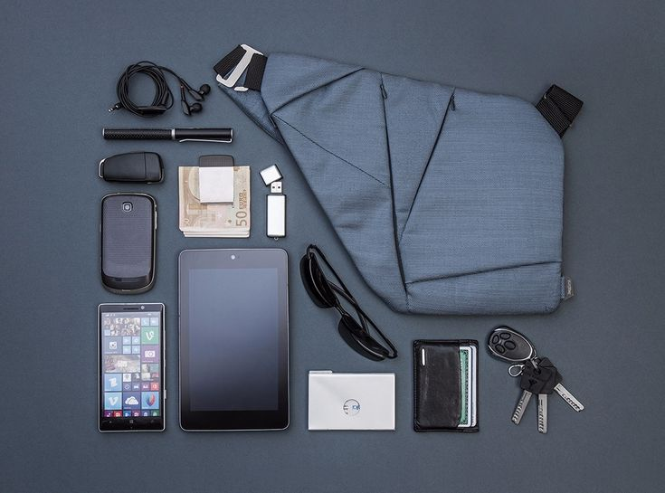 Put your gizmo in Baggizmo! It's an unique EDC bag for all the gadgets and things you need to have at your fingertips at all times.