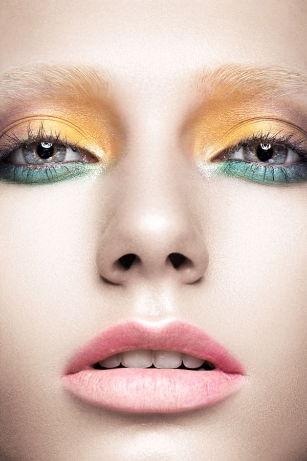 """Five Elements"" | Model: Sarah K., MUA: Tami el Sombati, Photographer: Ruo Bing Li, TWO Magazine, February 2014"