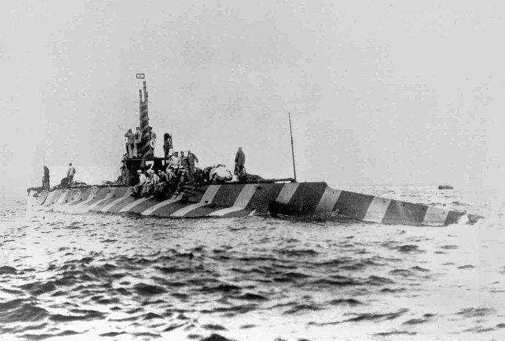 Fonte Cupinchas! Movimentar tropas e suprimentos por mar era vital para todos os exércitos envolvidos na Primeira Guerra Mundial. A bat...