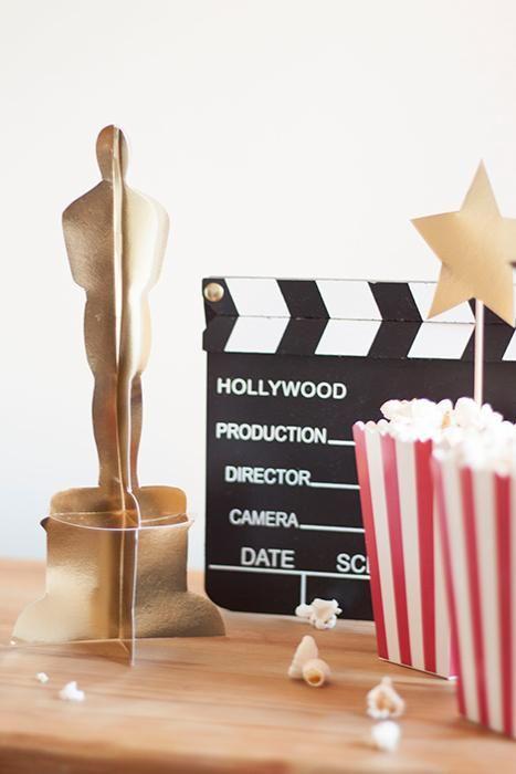 Cómo hacer una estatuilla de los Premios Óscars | Decorar tu casa es facilisimo.com