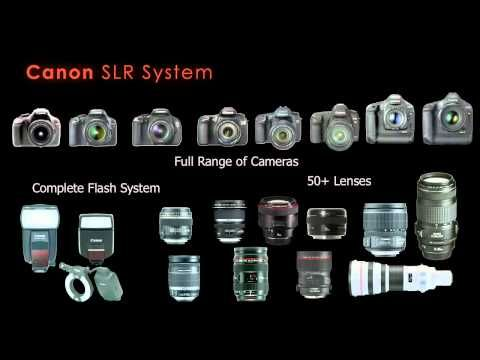 Canon Rebel T3i / 600D - DSLR Fast Start: 1. Product Overview