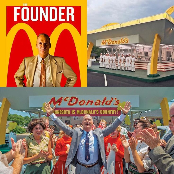 Pazar tavsiyesi... The Founder: Bayilik sisteminin doğuşundan marka ismine marka isminden büyümeye kadar tek bir dükkanda başlayan bir fast food markasının çokuluslu bir şirket oluşunun biraz çarpıcı ve biraz da dramatik hikayesi. GMDB:8  #film #movie #founder #mcdonalds #michael #keaton
