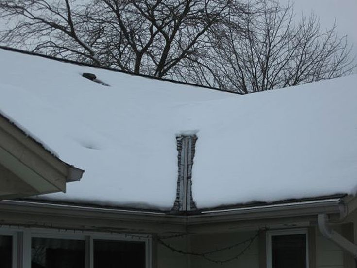 1000 Images About Ice Dams On Your Roof And How To