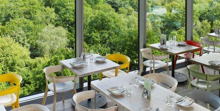 De Neni Restaurant te Berlijn is een culinaire mozau00efek van Perzisch ...