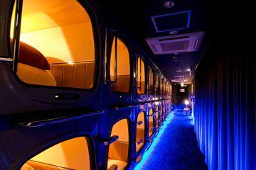 【公式】東京・北千住にあるカプセルホテルならグランパーク・イン北千住