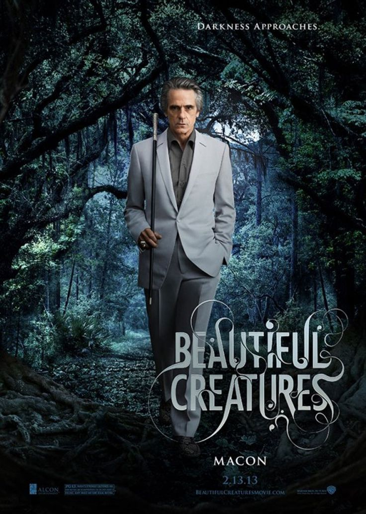 beautiful creatures - love me some Macon!!