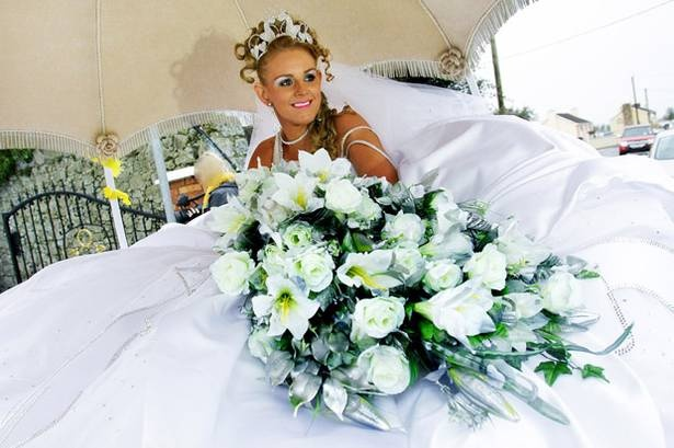 143 best images about gypsy weddings on pinterest big