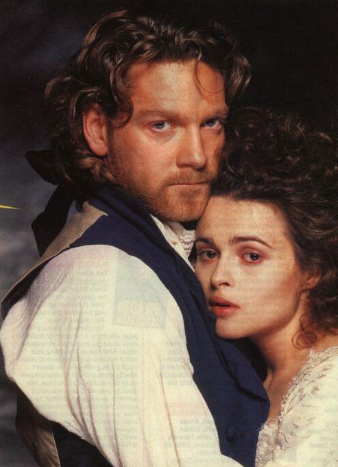 Frankenstein 1994. Brannagh and Bonham-Carter    More lusciousness at www.myLusciousLife.com