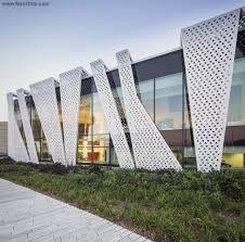 Картинки по запросу фасад здания с металлом