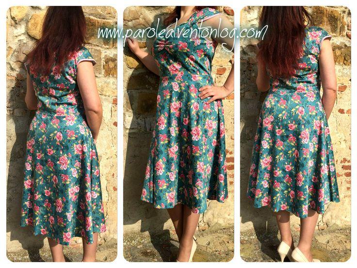 LadyVLondon abiti vintage anni '50 anche per donne curvy. Parlo raramente di moda, nonostante l'argomento sia di mio interesse, perché mi piace presentarvi aziende e abiti particolari, di qualità ma …