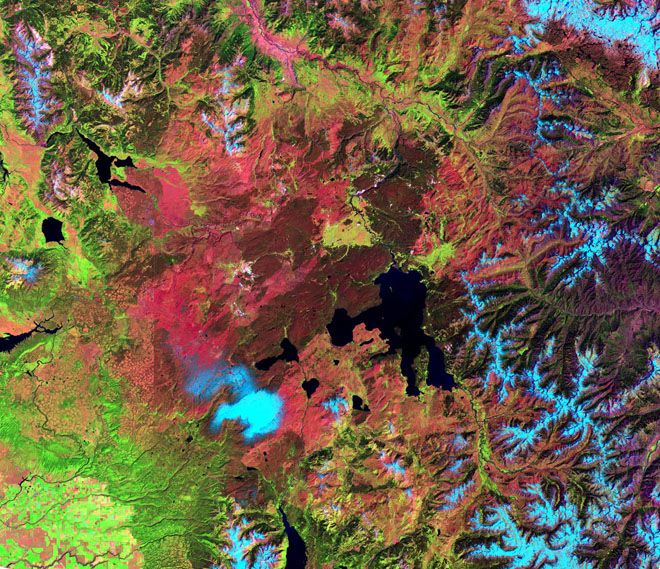 National Parks seen from space - this one is Death Valley National Park.Beautiful National, Yellowstonenp2 Jpg 660 569, Death Valley National, Favorite Places, Inspiration Photography, Favorite Photos, Awesome Photographers, National Parks, 660 569 Pixel