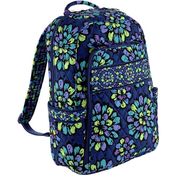 17 Best ideas about Vera Bradley Laptop Backpack on Pinterest ...