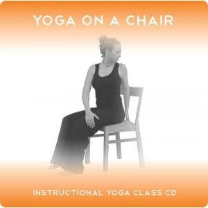 Yoga 2 Hear Yoga on a Chair Yoga Class MP3 and CD