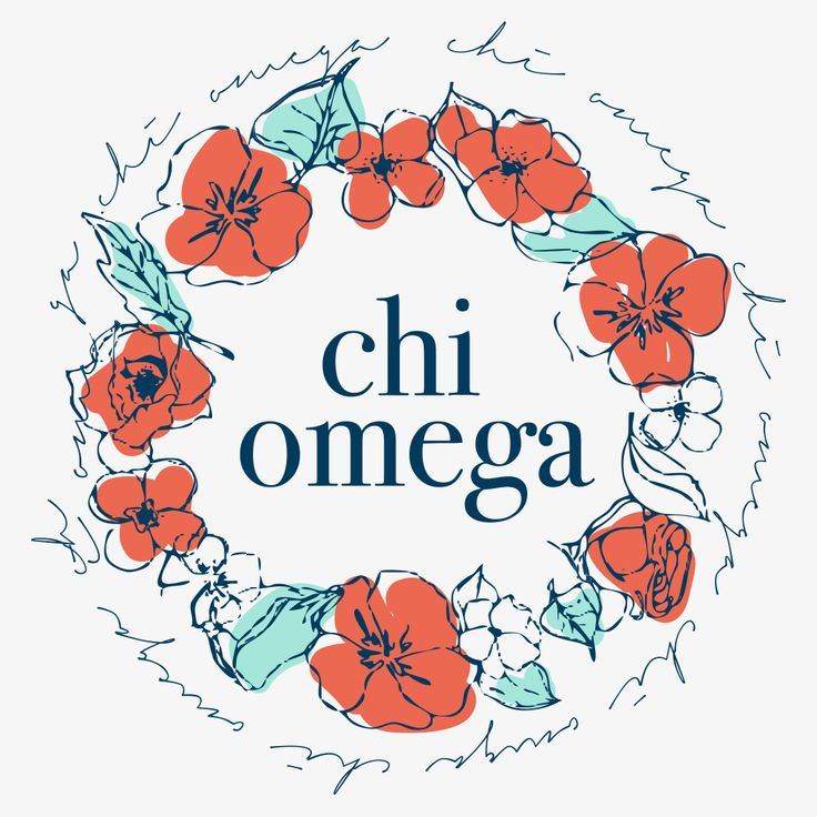 Chi Omega Design by College Hill Custom Threads sorority and fraternity greek apparel and products 0072 //