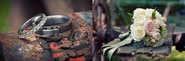 A Green, White + Pink Picturesque Tuscan Wedding – Emma & Craig | OMG I'm Getting Married UK Wedding BlogUK Wedding Design and Inspiration f...