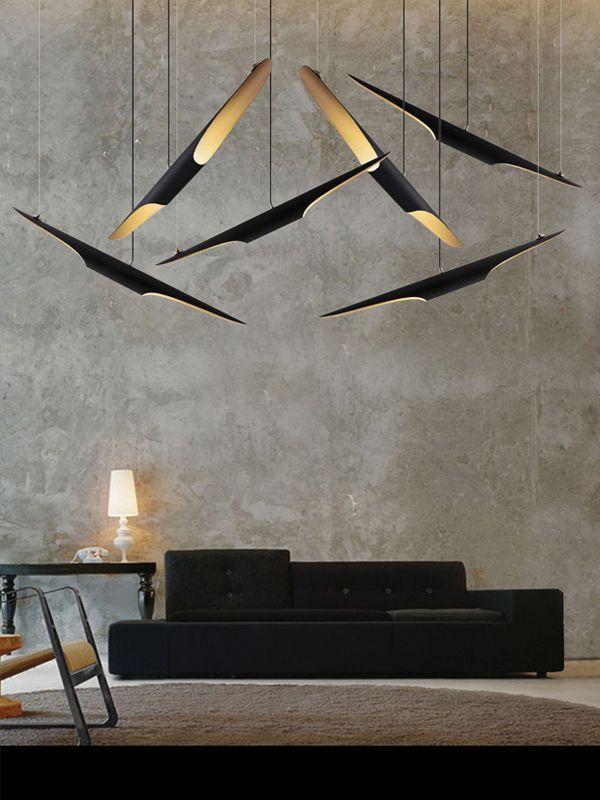 Delightfull COLTRANE minimal interior design with unique taste