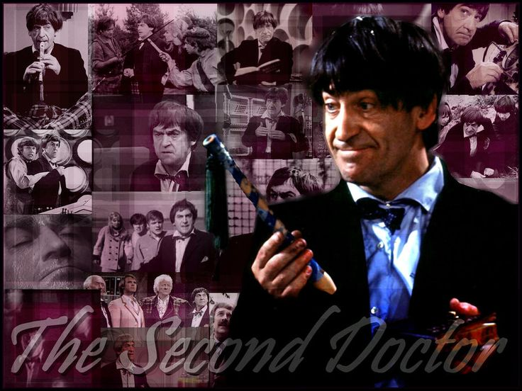 The Second Doctor by Amrinalc.deviantart.com on @deviantART