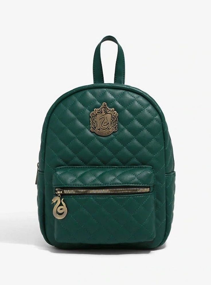 Loungefly harrypotter slytherin backpack on mercari in