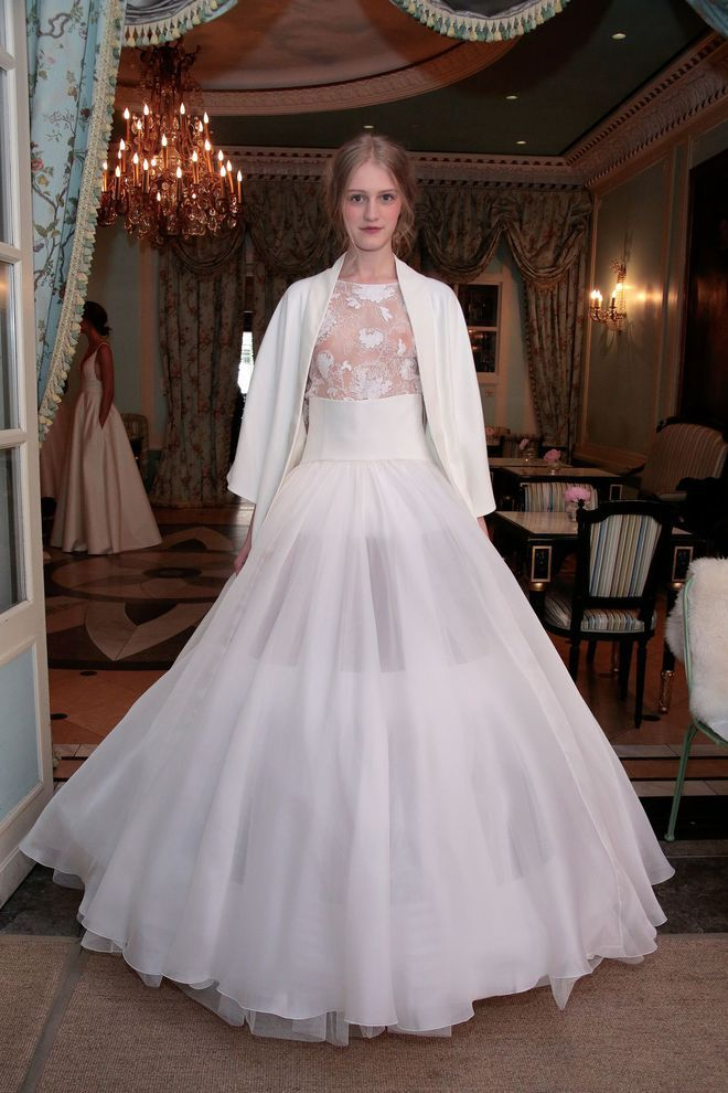 Delphine Manivet robe de mariée printemps-été 2017