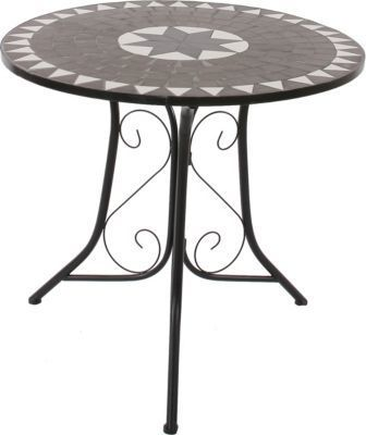Heute Wohnen Mosaiktisch Andria, Gartentisch Bistrotisch Tisch, Mosaik  Jetzt Bestellen Unter: Https