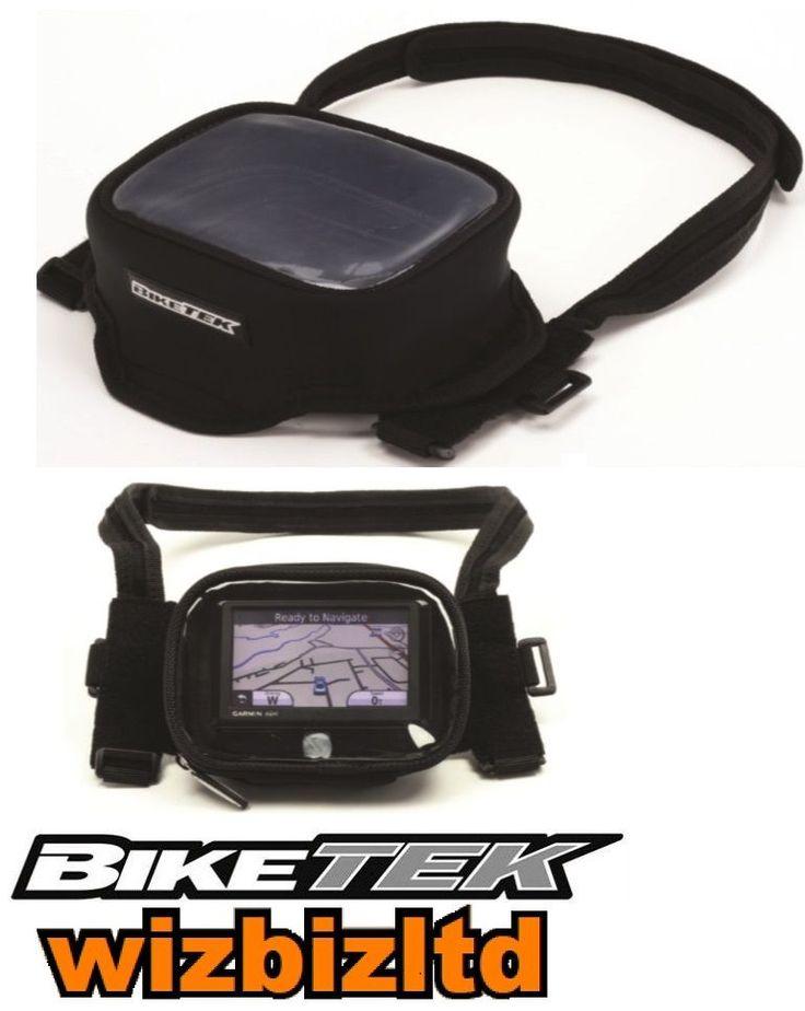 Moto Attelage et Guidon Fixation (GPS Sat Nav Support TéléPhone) LUGGPS06