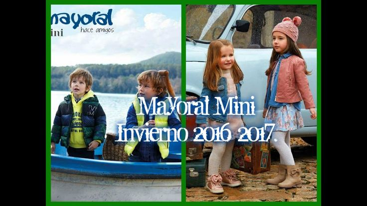 Mayoral mini Otoño Invierno 2016 2017
