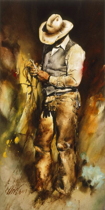 chris owen western art