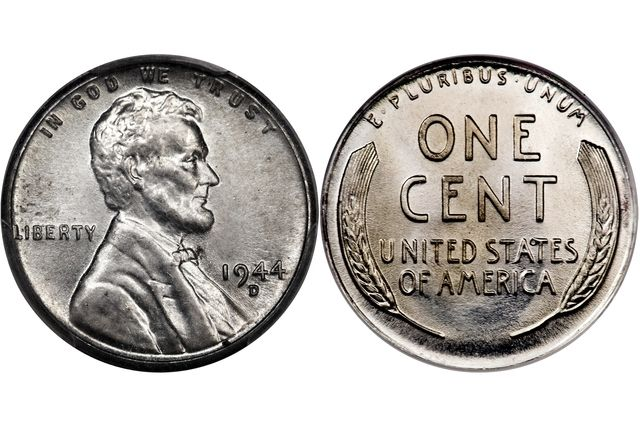 Steel pennies Find out If You Have One of the Most Valuable Lincoln Wheat Pennies: 1944, 1944-D, 1944-S Steel