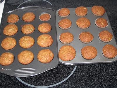 Cuisine chic et simple: Muffins aux bananes